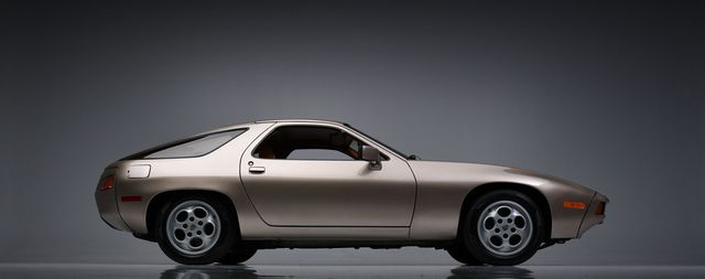 Someone Paid $1.9 Million for the Risky Business Porsche 928