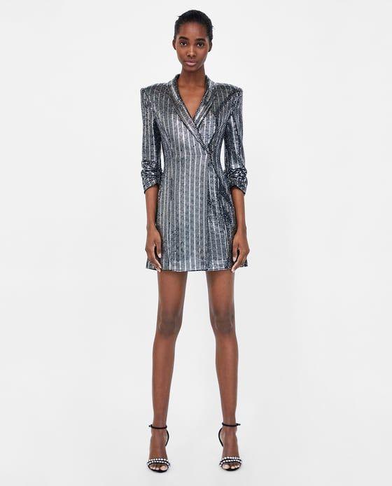 Il vestito di Zara da 70 euro che sembra l'abito di Chiara