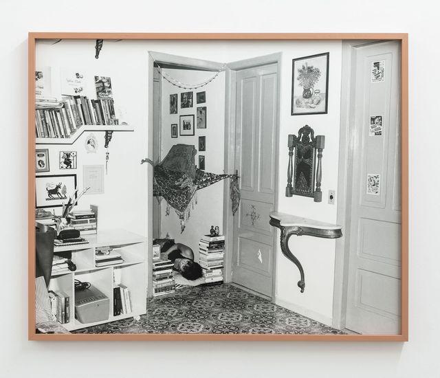 Room, Door, Interior design, Wall, Home door, Fixture, House, Home, Rectangle, Door handle,