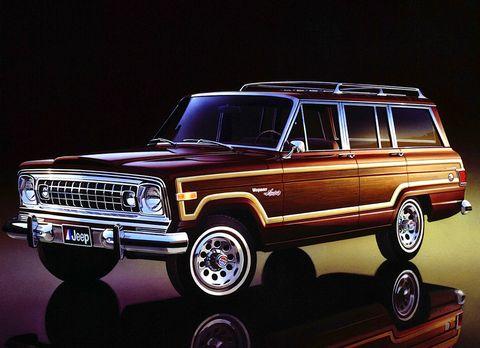 "1979 jeep wagoneer ""limited"""