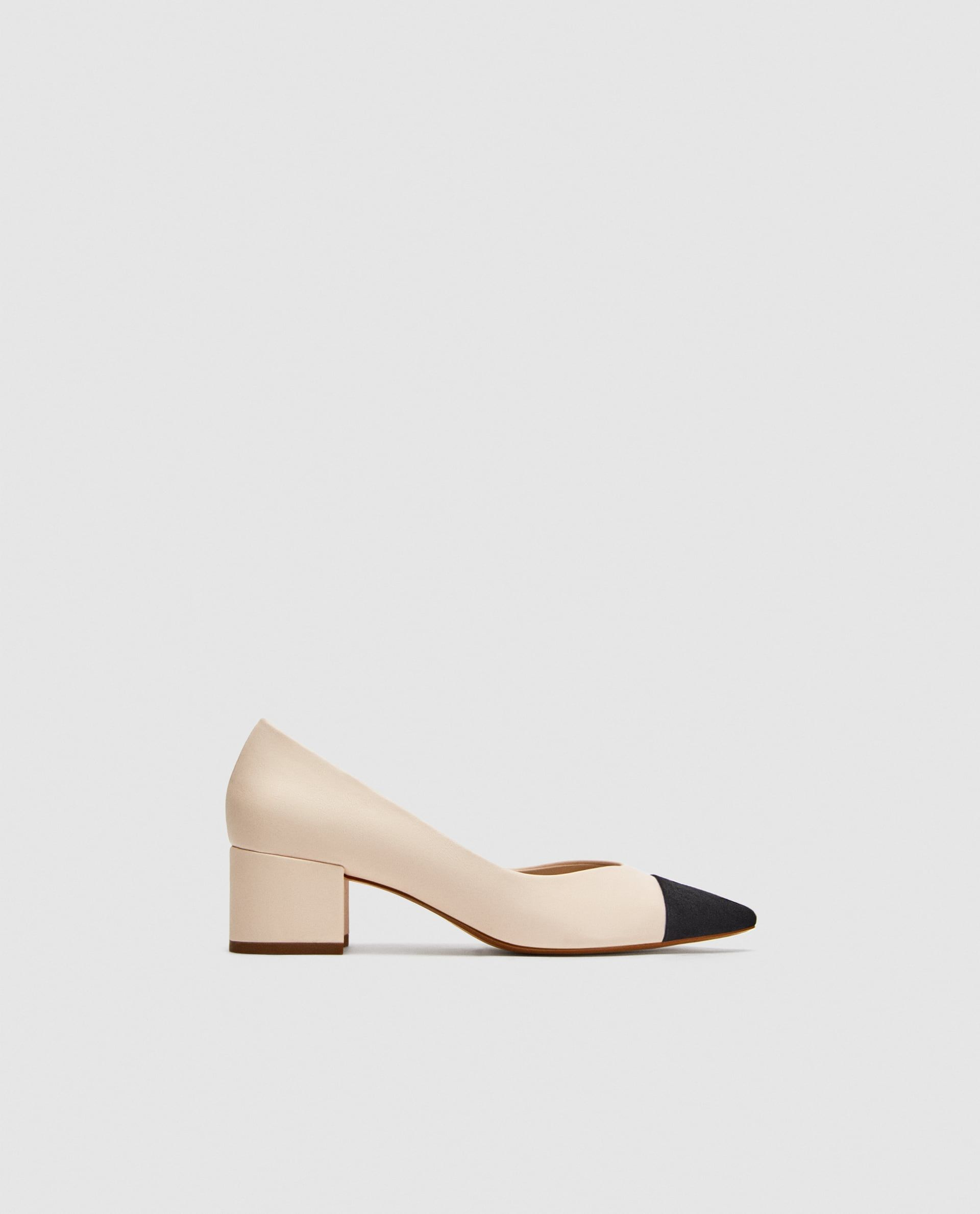Zapatos destalonados Zara de segunda mano por 24 € en
