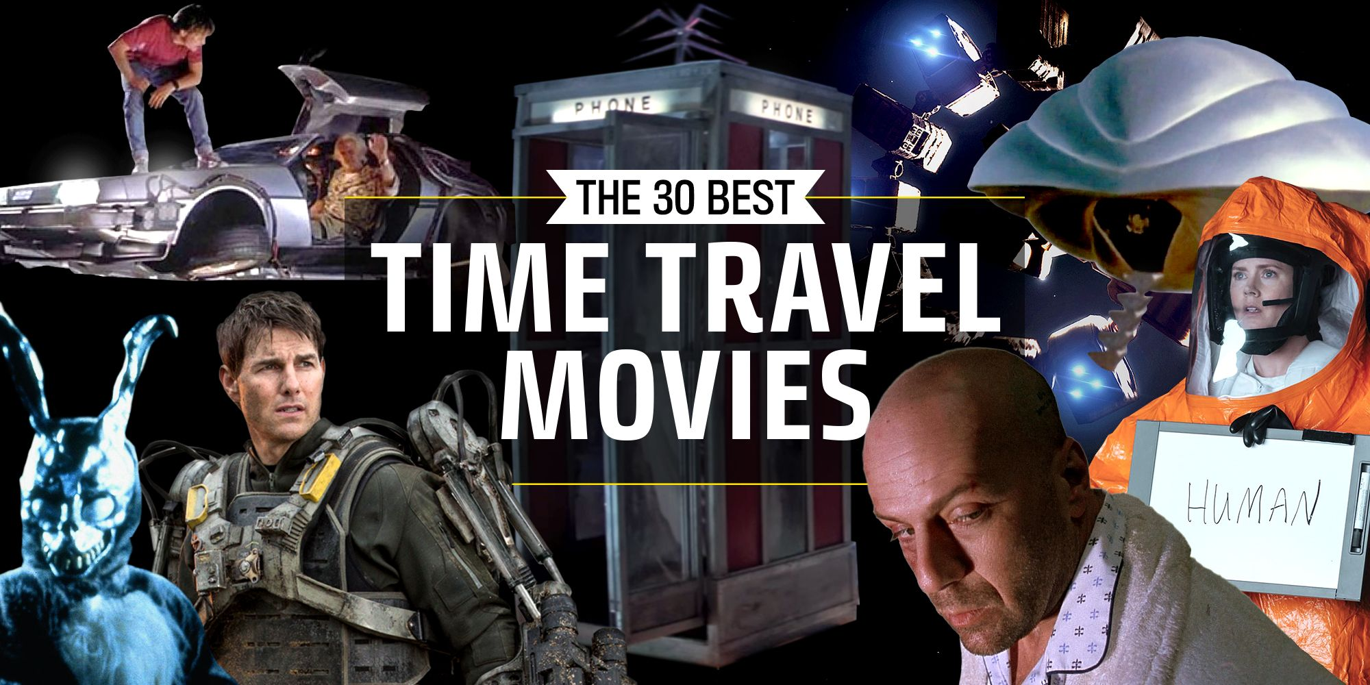 The 30 Best Time Travel Movies