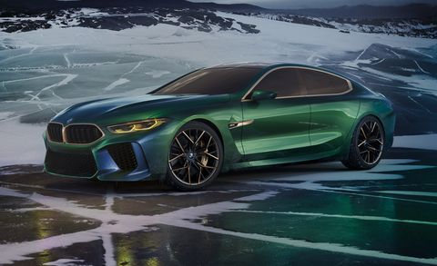 2019 Bmw 8 Series Is Bmw Rediscovering Its Performance Car Mojo