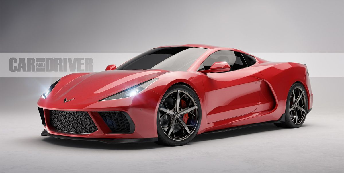 2020 Chevrolet Corvette C8 The Mid Engined White Whale Is Nearly