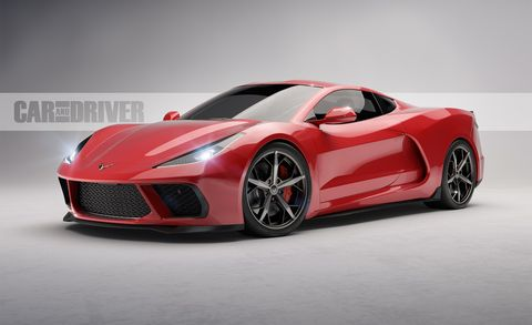 2020 Chevrolet Corvette C8 Preview Of The Mid Engined Vette