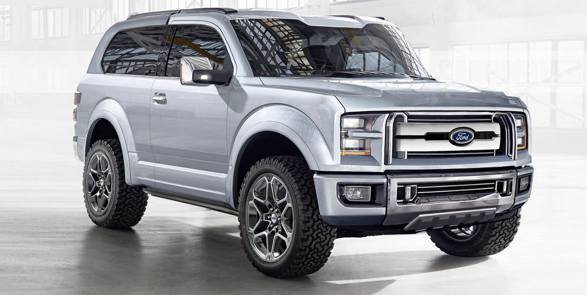 2020 Ford Bronco: Because The Wrangler Can't Have All The Fun