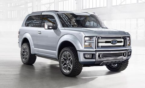2020 Ford Bronco Because The Wrangler Can T Have All Fun
