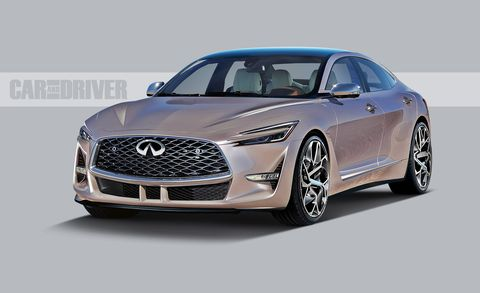 2022 Infiniti Q80 Inspiration With A Capital Q 25 Cars Worth