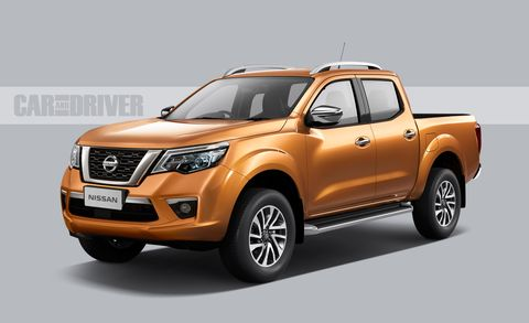 2020 Nissan Frontier: A New One Is Finally on the Way