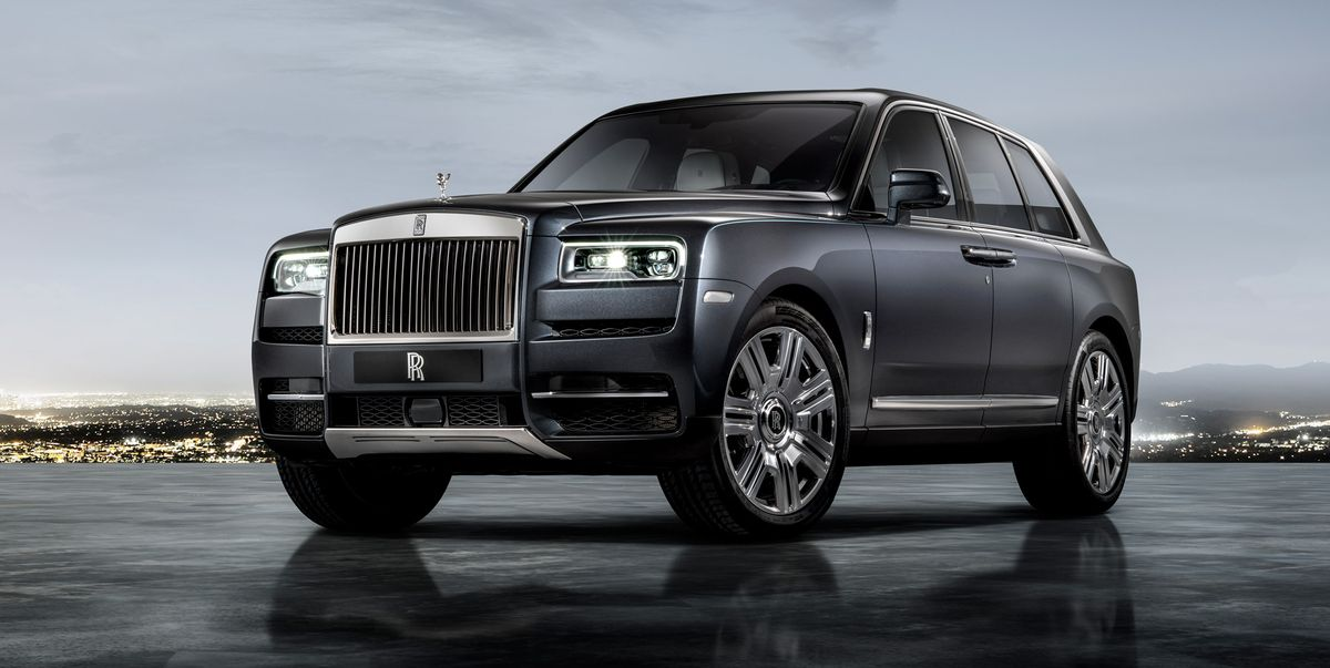 2019 Cadillac Ct8 25 Cars Worth Waiting For: 2019 Rolls-Royce Cullinan: The Ultralux SUV To Rule Them