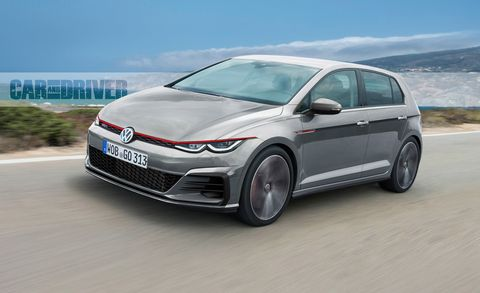 2020 Volkswagen Golf Gti Nothing Short Of Hot Hatch Greatness