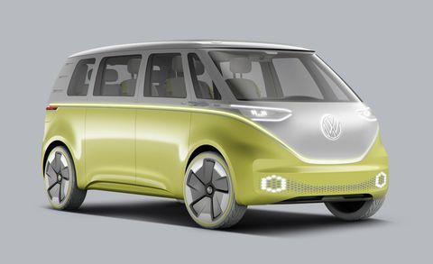2022 Vw Microbus The Electric Resurrection Of An Icon