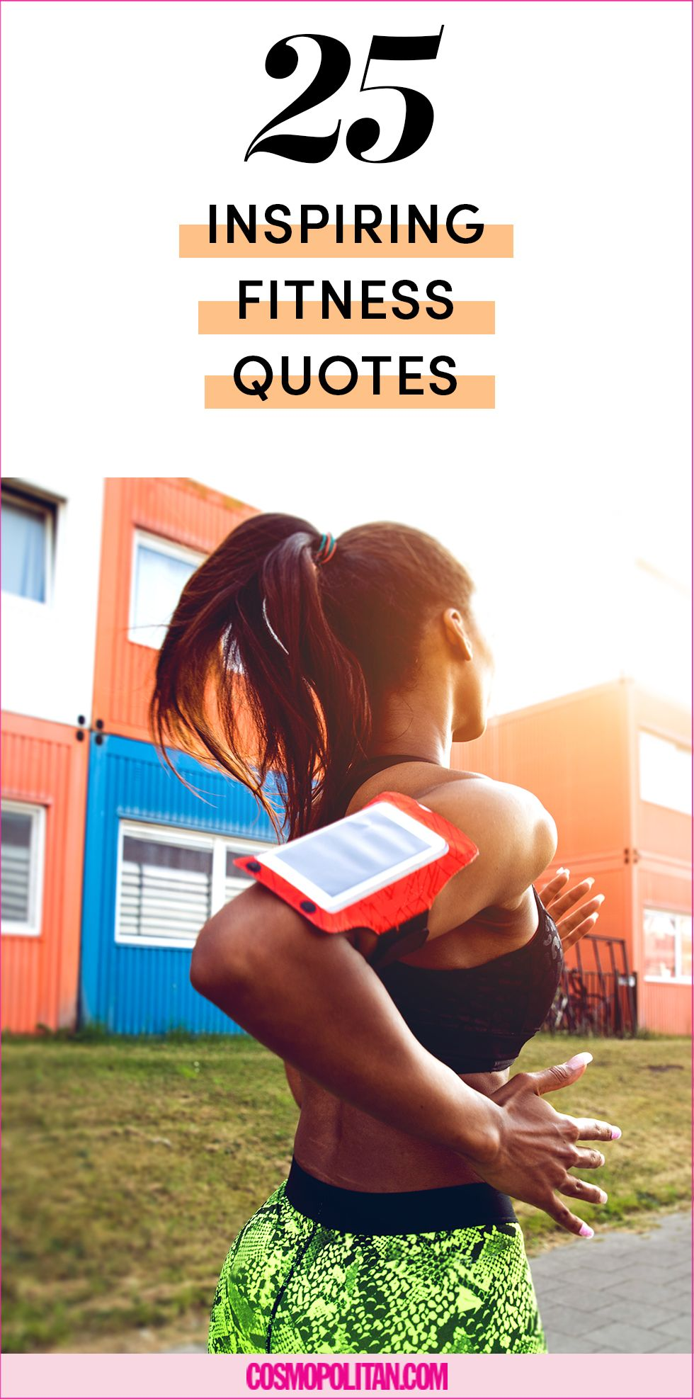 """25 Fitness Quotes That'll Make You Say, """"Yaass!"""""""