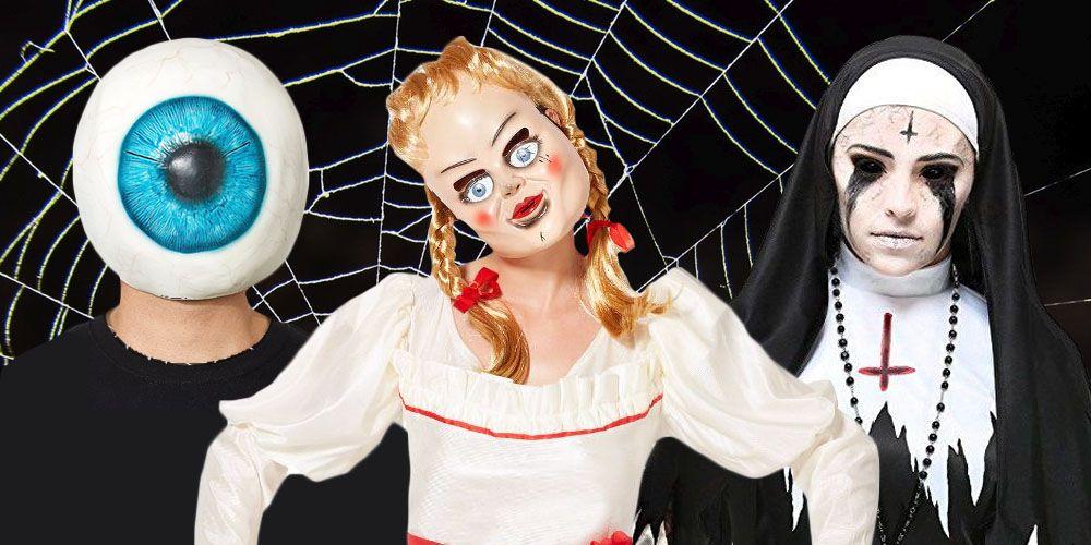 27 scary halloween costume ideas   2018 best creepy