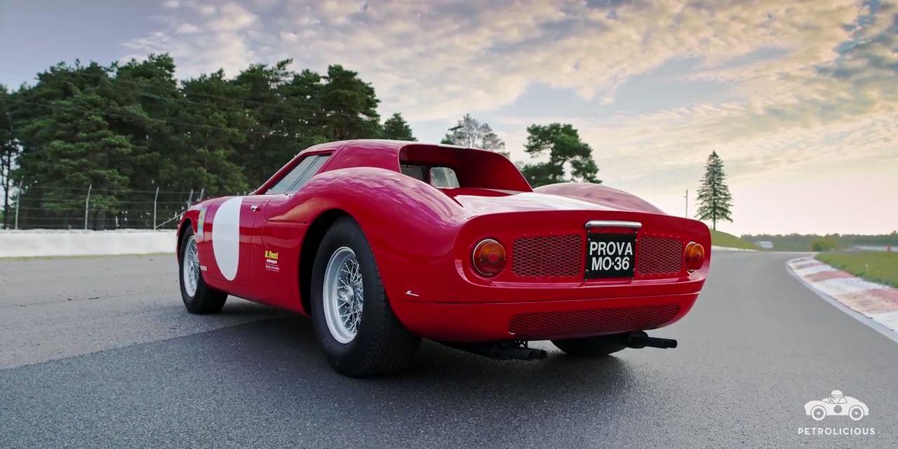 The 250 LM Is the Quintessential Ferrari