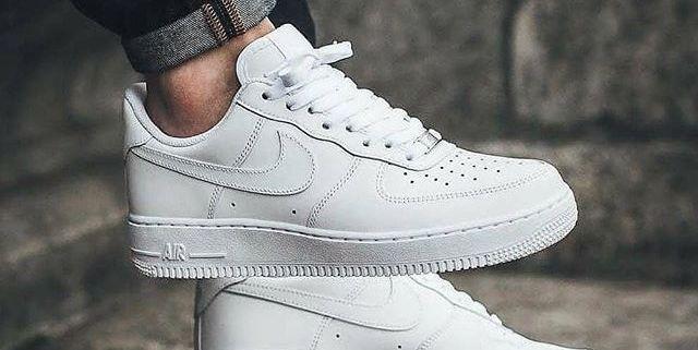 Nike Air Force 1, las zapatillas retro del 2018