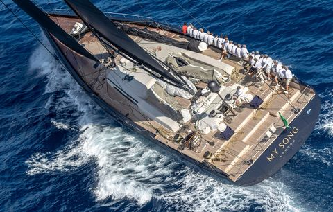 2019 St Barths Bucket Regatta