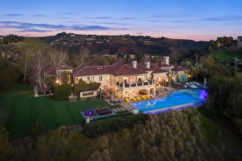 mansión beverly hills