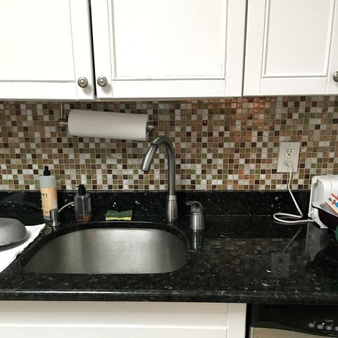 This Insane Kitchen Renovation Was Done With 9 Contact Paper From Amazon