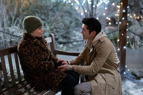 【電影抓重點】艾蜜莉亞克拉克、亨利高汀《去年聖誕節》5大重點:「在愛情裡停下腳步,先學會愛自己」