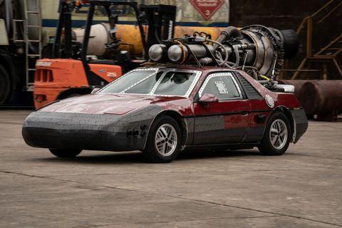 تسع سيارات بطل سريع