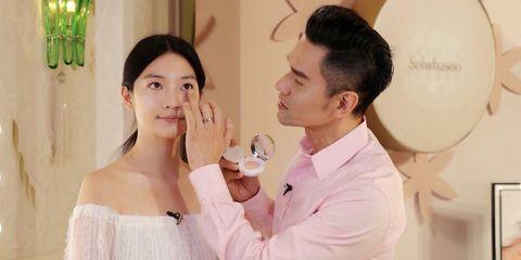 Skin, Beauty, Pink, Shoulder, Dress, Happy, Neck, Smile, Wedding, Ceremony,