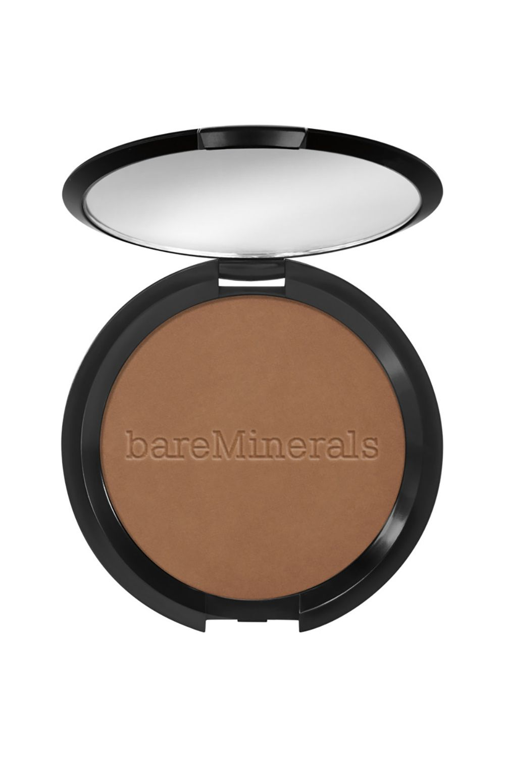 """This """"Endless Summer"""" Bronzer bareMinerals Endless Summer Bronzer, $29 SHOP IT You know a bronzer is actually amazing when it flawlessly does 2/2 of things: it suits your skin tone without making you look chalky, while simultaneously blessing your skin with a sun-kissed glow. From fair, medium, to deep skin tones, this mineral powder will complement your complexion and give you the ultimate radiance."""
