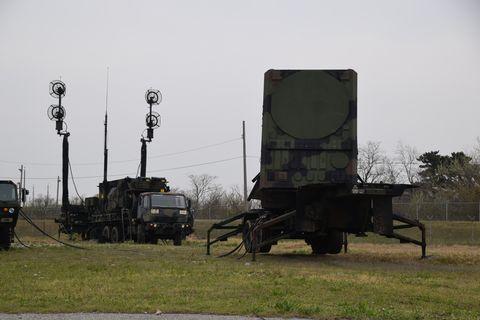 Patriot Radar integrates into Max Thunder '16