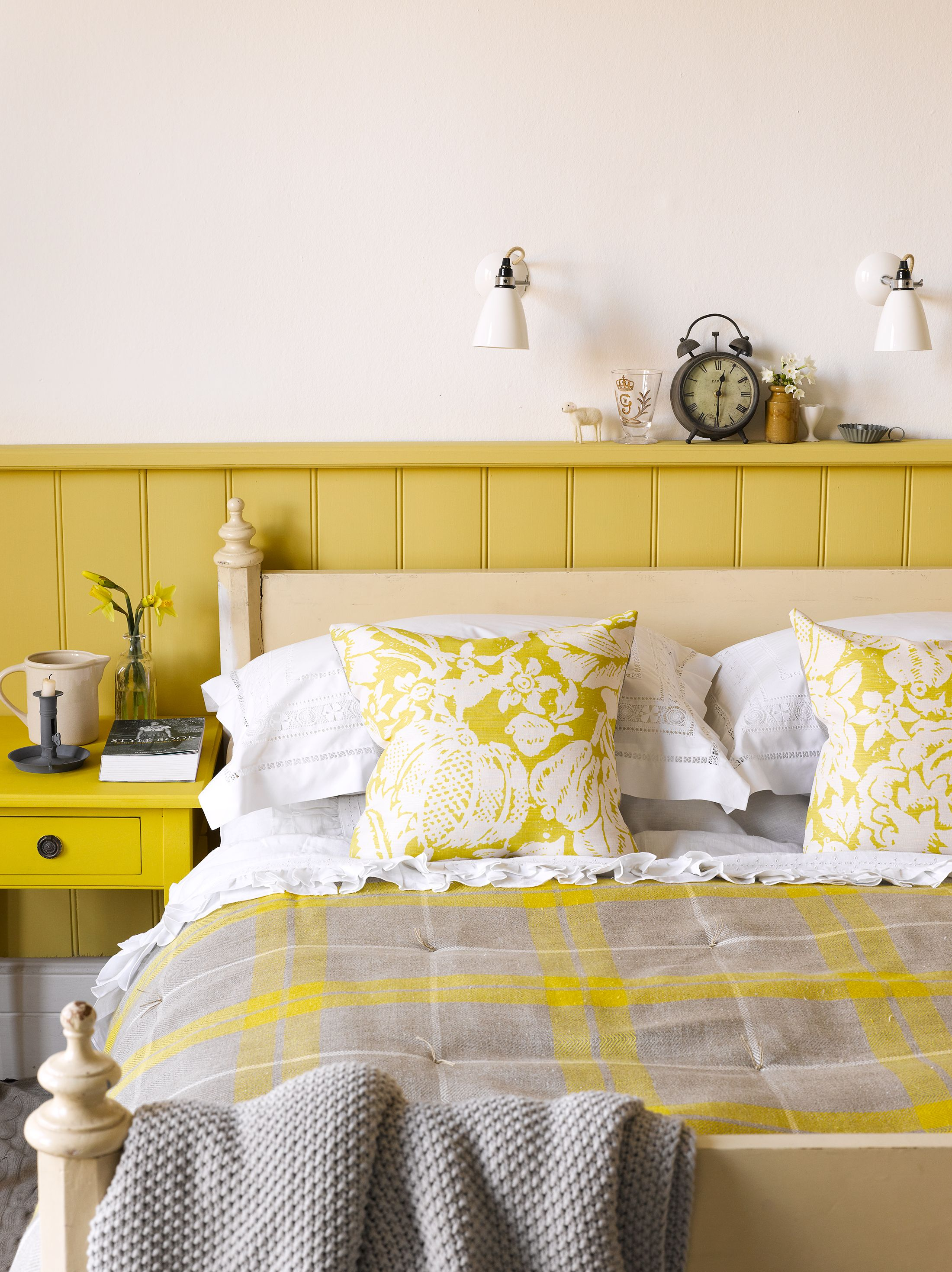 3 Cheerful Yellow Bedrooms - Chic Ideas for Yellow Bedroom Decor