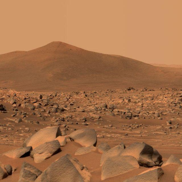 mars percy rover image