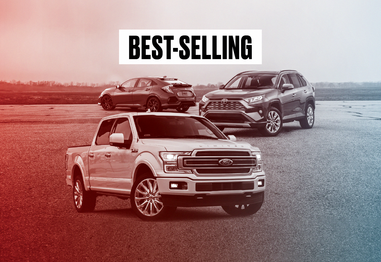 25 Best Selling Cars Trucks And Suvs Of 2019