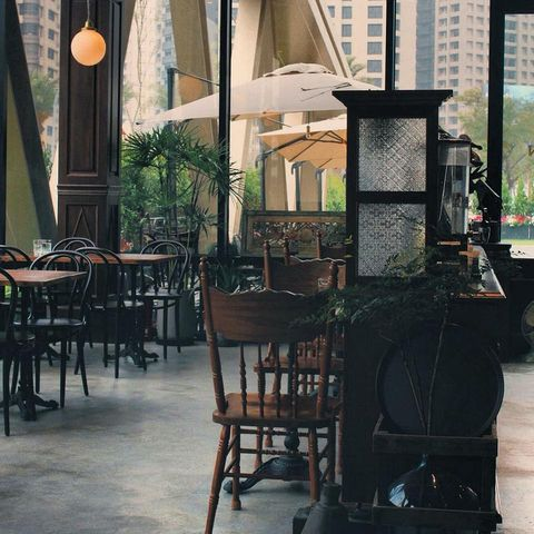 永心鳳茶採光極佳的舒適用餐環境