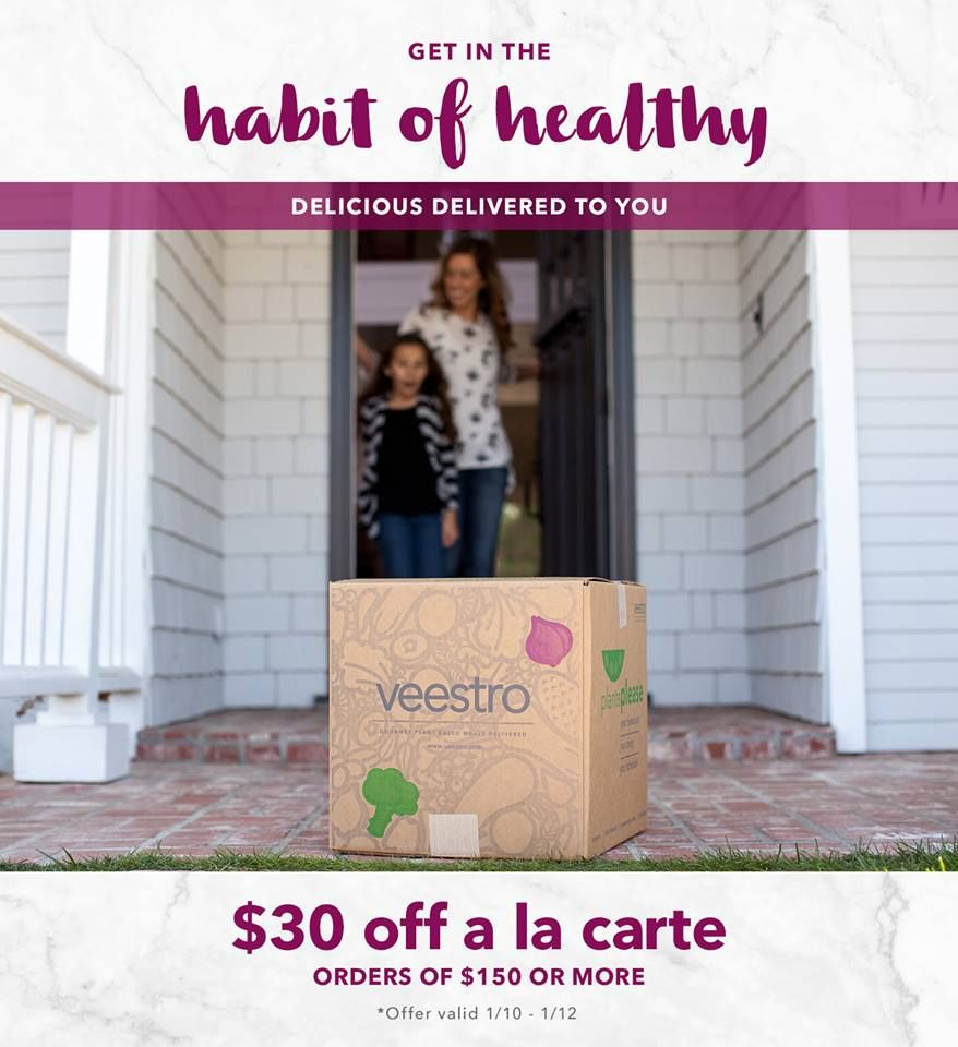These Healthy Meal Delivery Services Will Deliver Food Straight To Your Doorstep