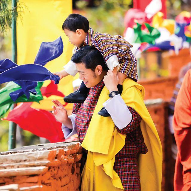 bhutan royal family