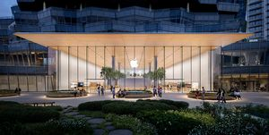 Apple Store Iconsiam, Bangkok, Thailandia - Foster + Partners