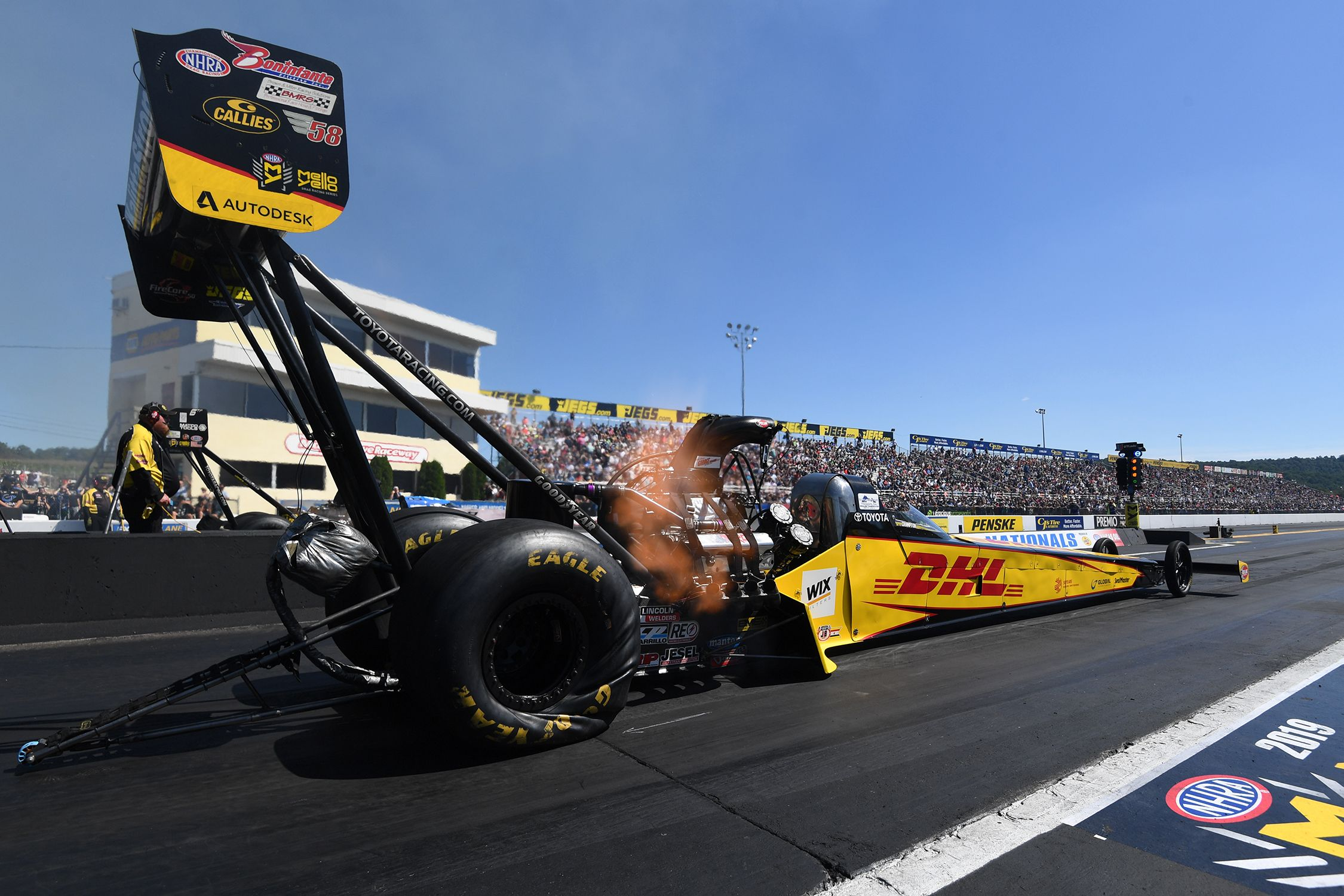 NHRA Stop Maple Grove Raceway has New Owners; Series Still Welcome