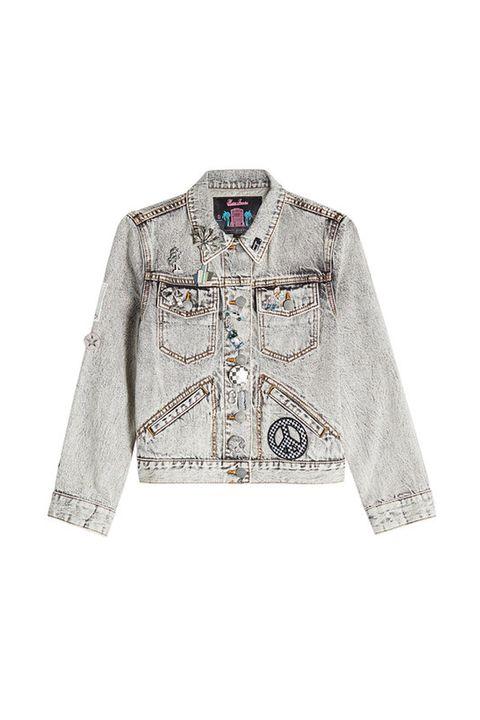 18 Cute Denim Jacket Outfits for Women - Best Jean Jackets 2018 6d25541ed