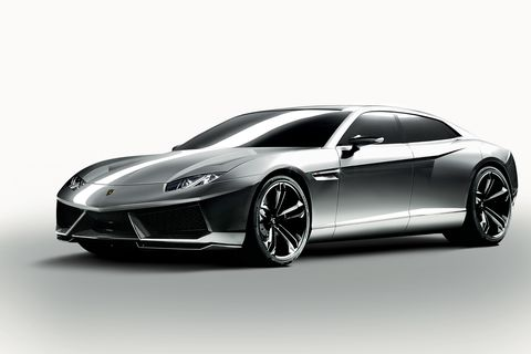 Lamborghini Is Working On A New Grand Tourer