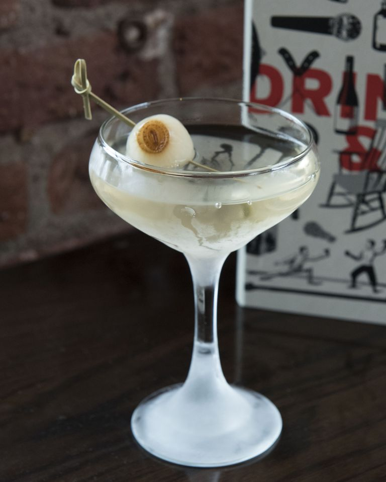 How To Make A Martini Cocktail With