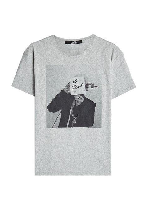T-shirt, Clothing, White, Black, Sleeve, Grey, Product, Top, Font, Shirt,