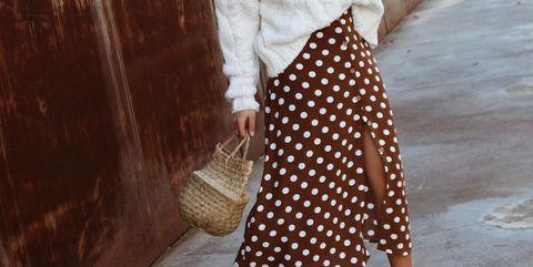 d0b59f1ca8 Falda lunares midi mango. trendy antonellaInstagram