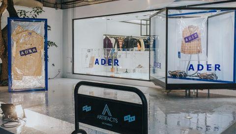 Signage, Advertising, Building, Art,