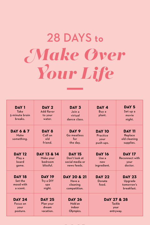 make over your life