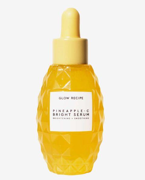 Produits de soin de la peau d'ananas