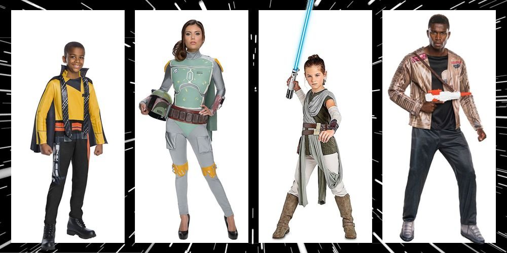 ee3447e580d Best Star Wars Halloween Costumes for Kids & Adults - Star Wars ...