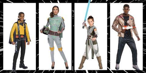 e4ab5514d 30 Best Star Wars Halloween Costumes - Kids & Adults Star Wars ...