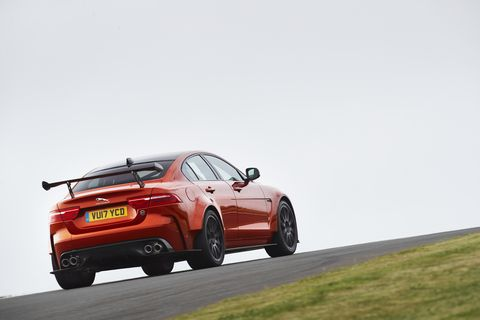 Jaguar Xe Sv Project 8 First Look Project 8 Reveal