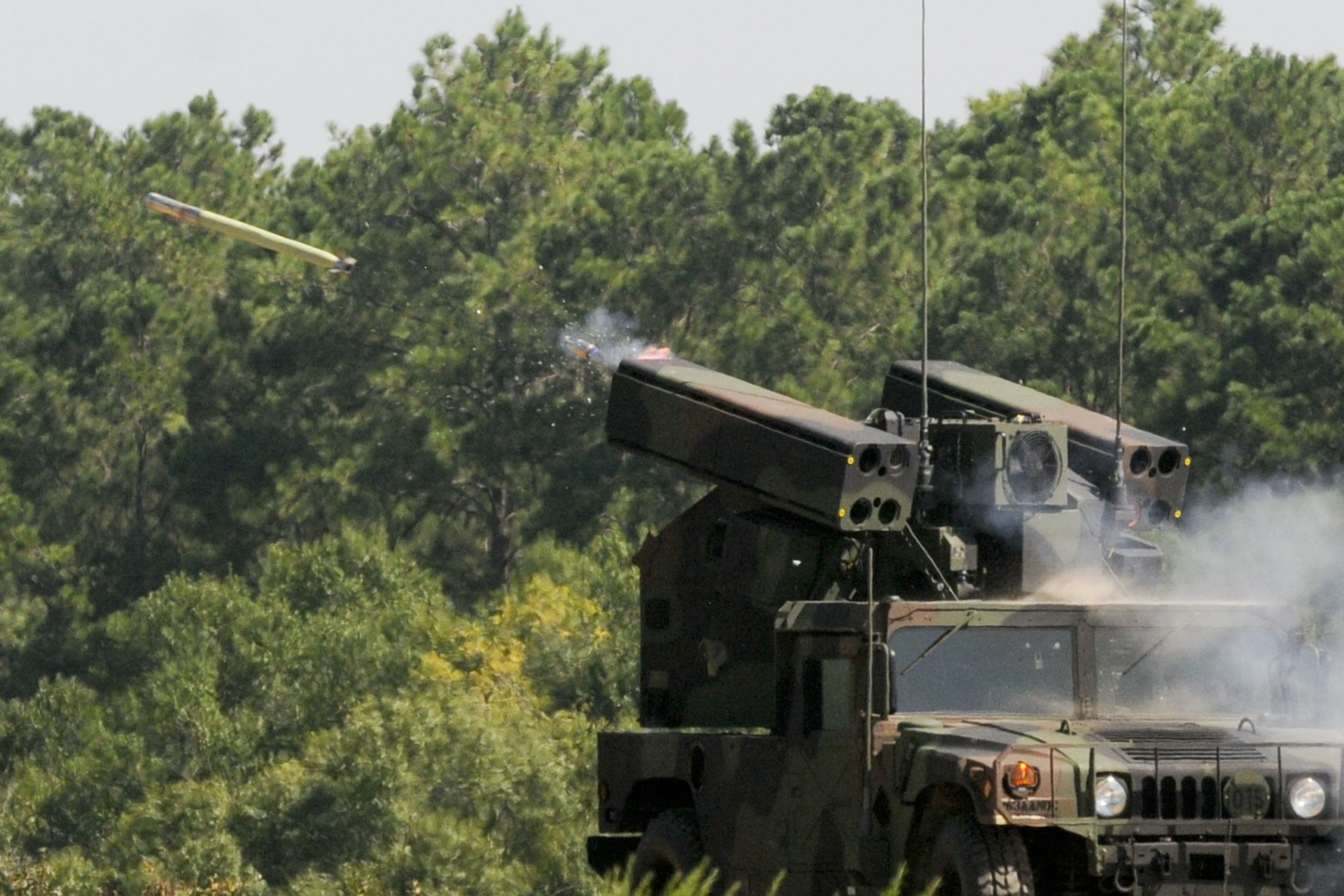 Yesterday's Washington D.C. Air Alert Revealed a Secret Missile Battery