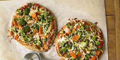 healthy pizza toppings
