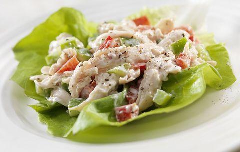 lettuce bib salad